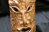 Máscara de Mania ~ como hacer una máscara de arcilla seca de aire