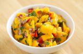 Salsa de mango #BreadWinners