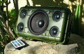 BRICOLAJE duro Bluetooth Boombox (duración 20 hrs.)