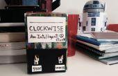 Las agujas del reloj - despertador inteligente Powered by Intel Edison