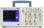 Guía para el osciloscopio Tektronix TBS 1042