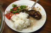 Comida árabe 101 - [Tashreeb Dijaj] - comida de pollo