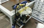 Sierra de mesa de células solares de ultra portátil Dremel