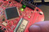 Para empezar con la parte kl46z FRDM 3 - LCD, Slider y PWM
