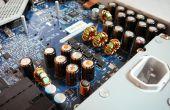 Reparación de condensadores iMac G5 DIY