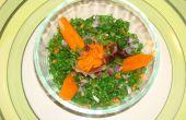 Vitamina C ensalada para impulsar su sistema inmunológico