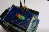 ¿Semáforo simple de Arduino