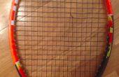 Cómo ajustad su propia raqueta de tenis