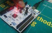 Entrada de GPIO STM32F103 (usando Keil y STMCubeMX)