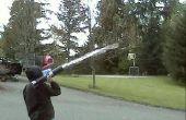 Bazooka de vinagre