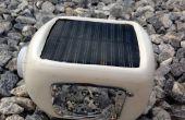 Una increíble botella solar antorcha del LED (Bottorch) de E-waste.