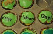 Día Arnold Palmer Cupcakes del padre