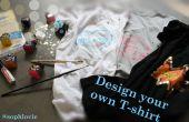Diseñar tu propia camiseta