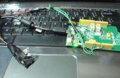 Monitor de frecuencia de pulso DIY