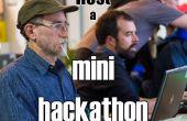 Albergar un Hackathon Mini