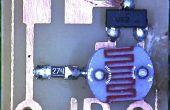 Circuito de detección de luz micro