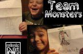 Equipo monstruos