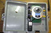 Recinto al aire libre de 4 dólares para una cámara de vigilancia IP inalámbrica Linksys WVC54GC