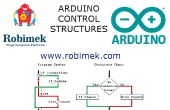 Control de las estructuras utilizadas en la programación de Arduino