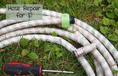 Reparación de manguera de rápida y fácil para un dólar