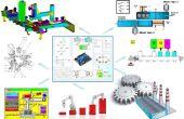 Máquina de estado finito de Arduino y multitasks