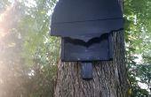 Batman Logo palo caja casa