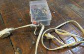 CA Arduino atenuación circuito
