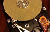 Lijadora de disco duro