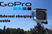 GoPro externa cable de carga
