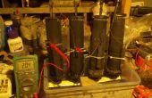 Crear grandes repostada batería de metal-aire.