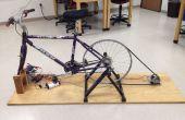 Generador de bici DIY