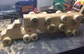 Transportador de juguete madera *** actualizado con plantilla PDF ***