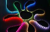 Comparar LED de SK6822 WS2813 APA102 SK9822