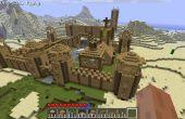 Minecraft apuesto torre