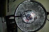 Inalámbrico cámara + reflector parabólico