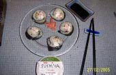 Cómo hacer Sushi!!!!!! Estilo de Maki (sushi enrollado)