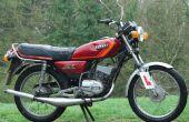 Conversión de 12v de Yamaha RXS100