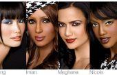 Elegir maquillaje para saturación Multicultural