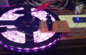 Luz automotriz genérico efecto PIC/Arduino de módulos