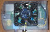 Ventilador y disipador térmico ZenMINER y frambuesa Pi