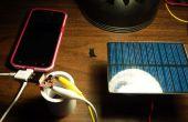 Cargador solar DIY