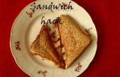Hack de sandwich maker - no más limpieza!