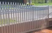 Consejos de mantenimiento de la cerca del jardín