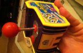 Inicio Arcade juego Hack