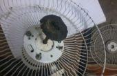 Molino de ventilador de mesa