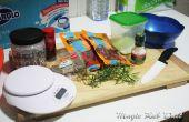 BBQ Rub mágico polvo – estilo italiano