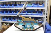 Una nueva manera de hacer un Robot de aleación de aluminio