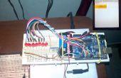 POV Arduino controlado desde Android