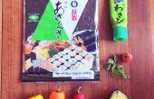 Abrir el Sushi (Sushi DIY)
