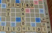 Scrabble de número binario - el juego de